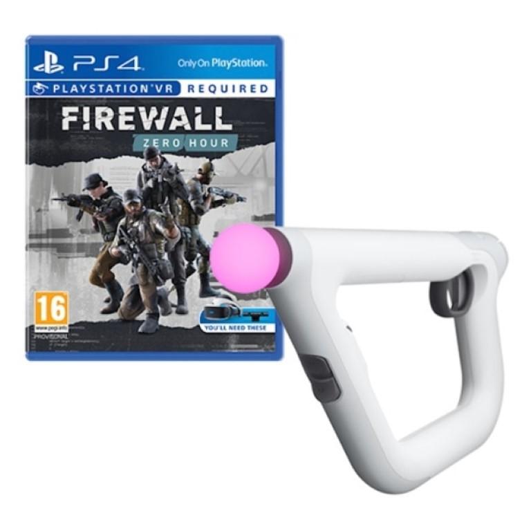 Firewall + Aim Controller