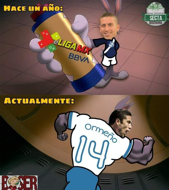 Memes del América vs Cruz Azul y la Jornada 15 de Liga MX