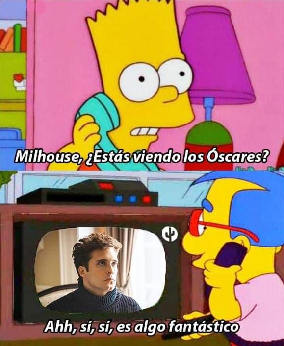 Memes de los premios Oscar 2021