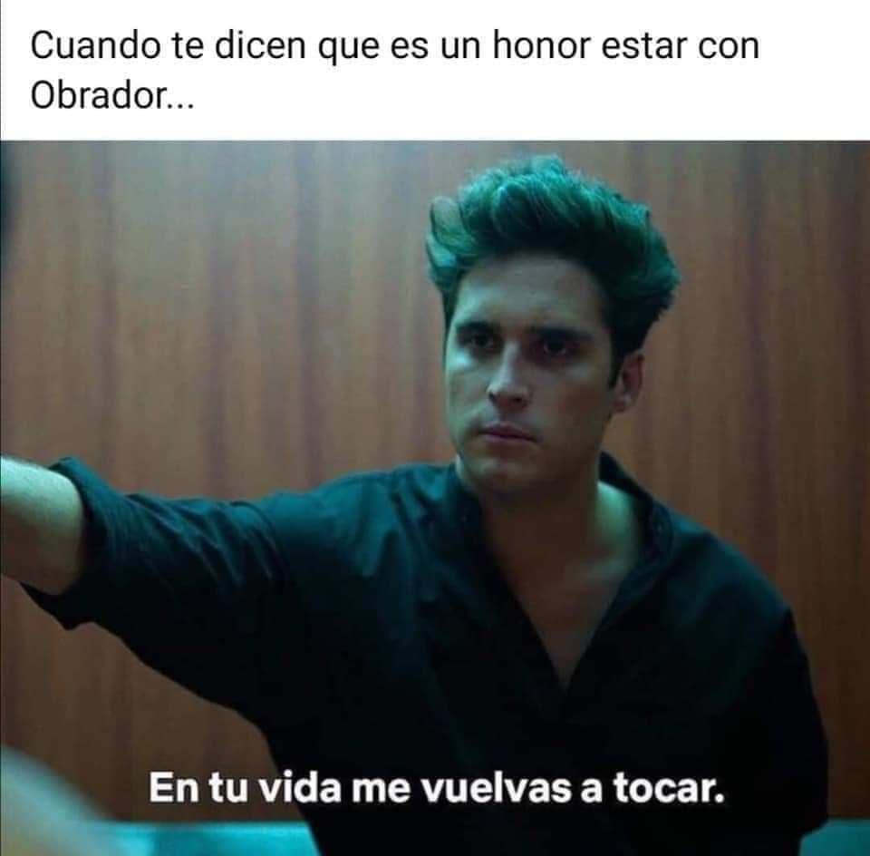 Memes de Luis Miguel, La Serie