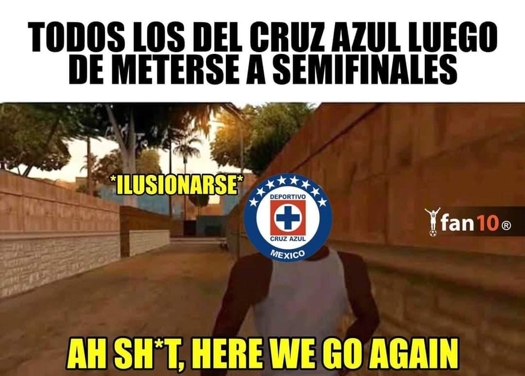 Memes de los Cuartos de final de la Liga MX
