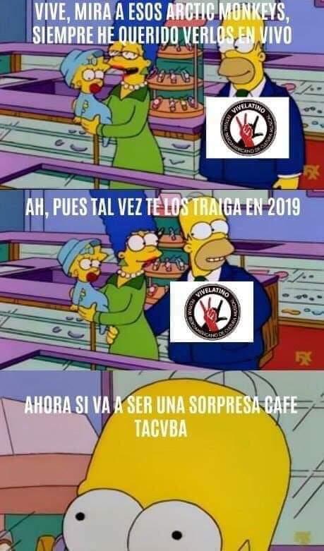 Memes del Vive Latino 2019
