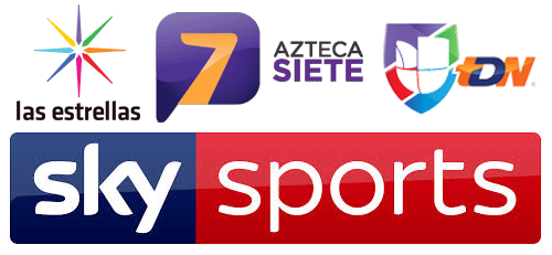 2 | 7 | Univision TDN | SKY Sports