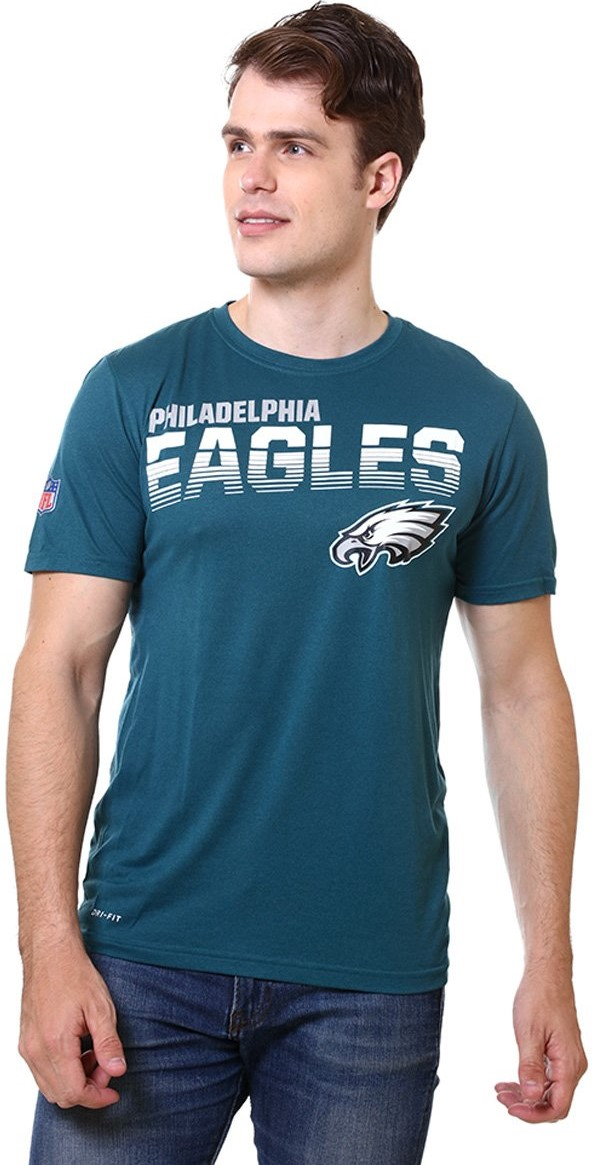 Playera Nike NFL Philadelphia Eagles