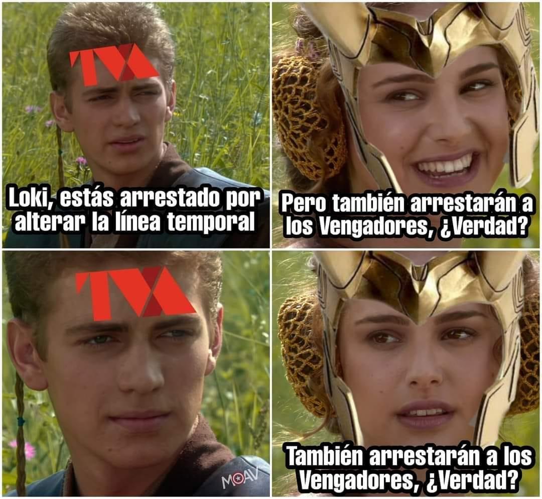 Memes de Anakin