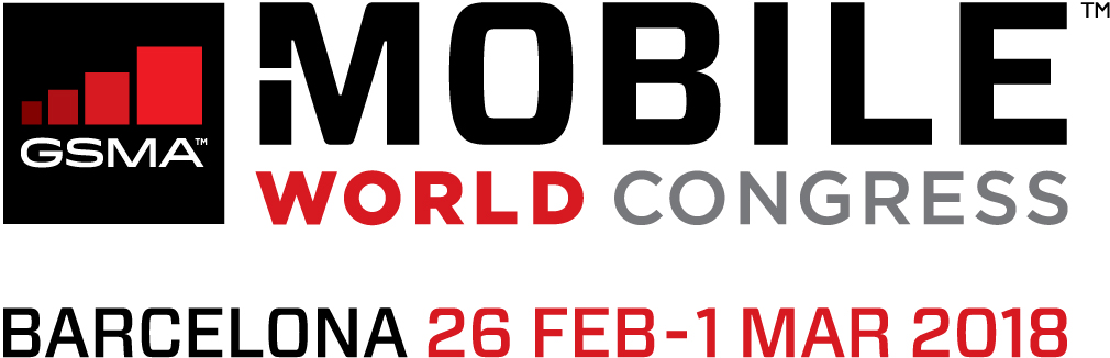 Logo Mobile World Congress 2018