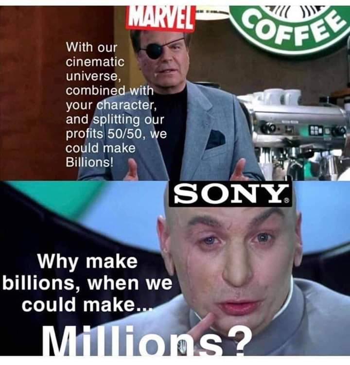 Memes de Spider-Man se va del MCU