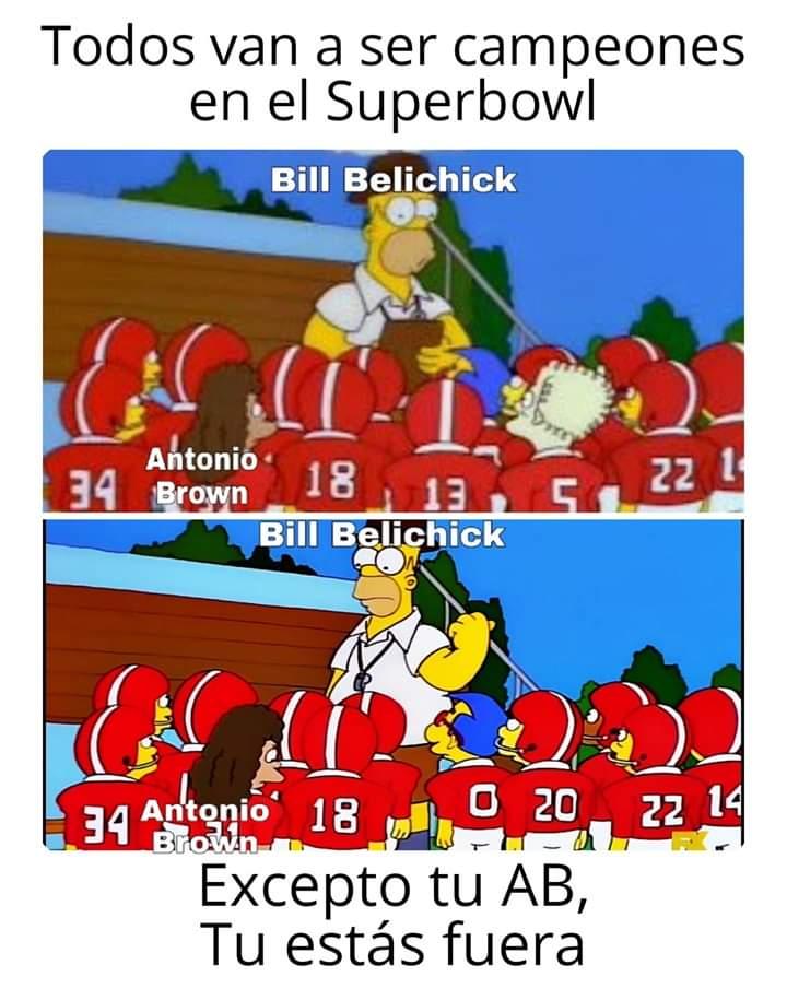 Memes de la NFL, Semana 3