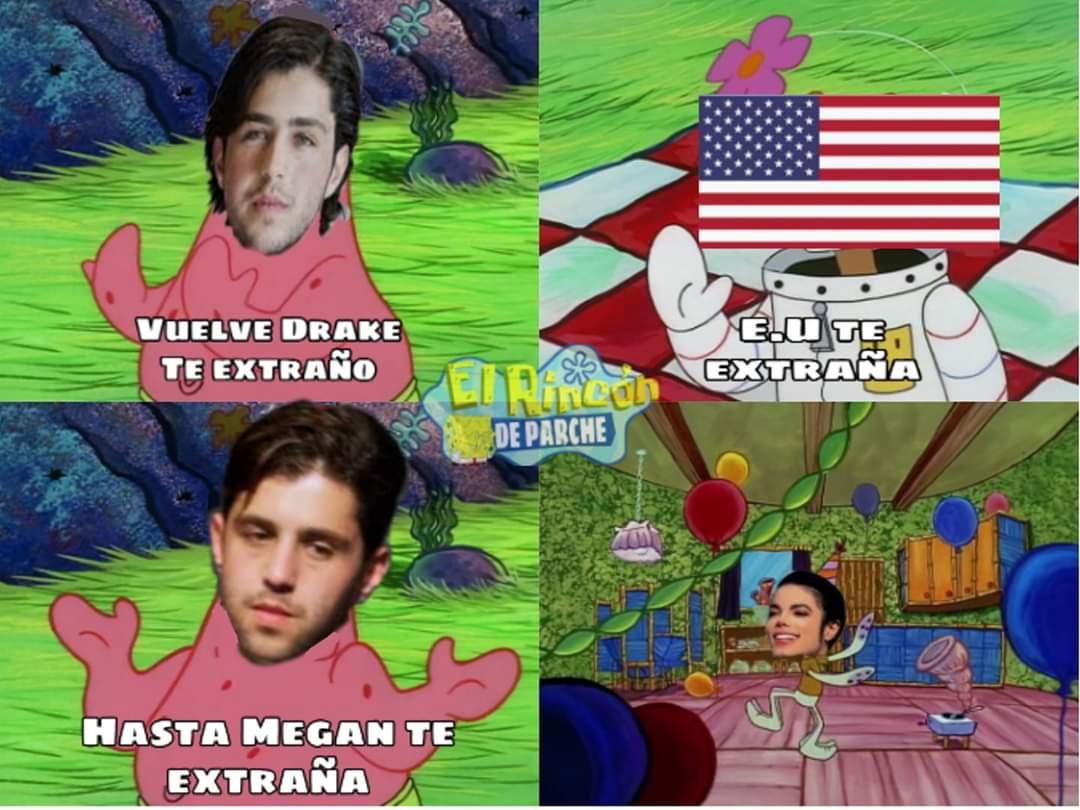 Memes de Drake Bell