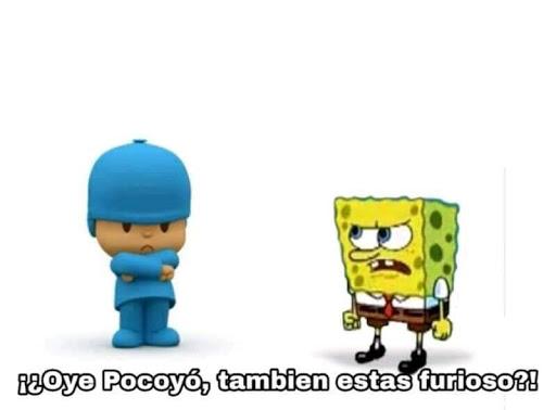 Memes de Pocoyó