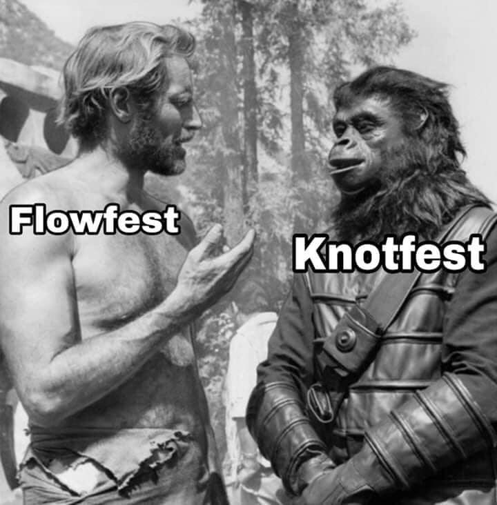 Memes del Knotfest 2019