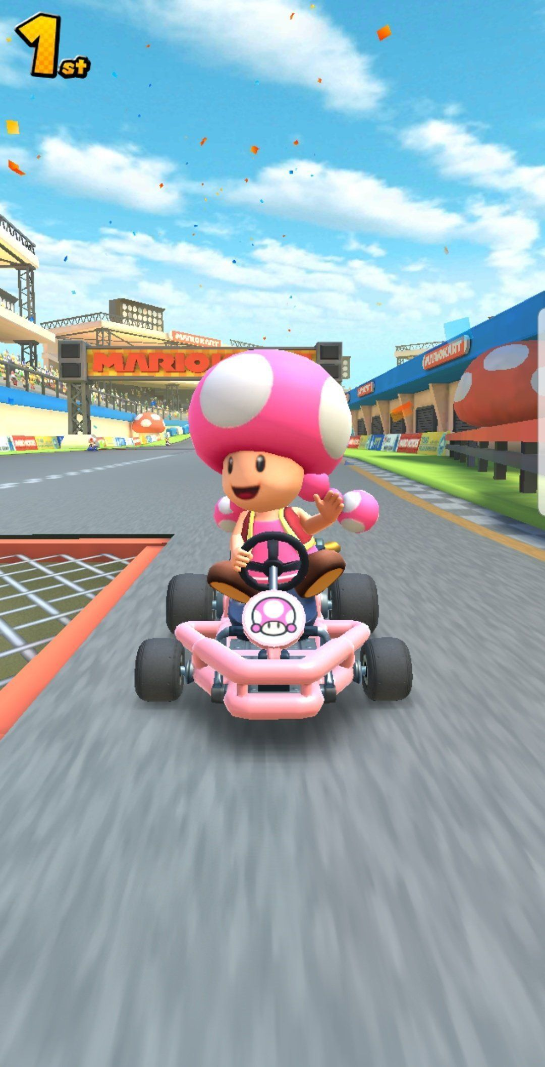 Nintendo lanza la beta de Mario Kart Tour para móviles