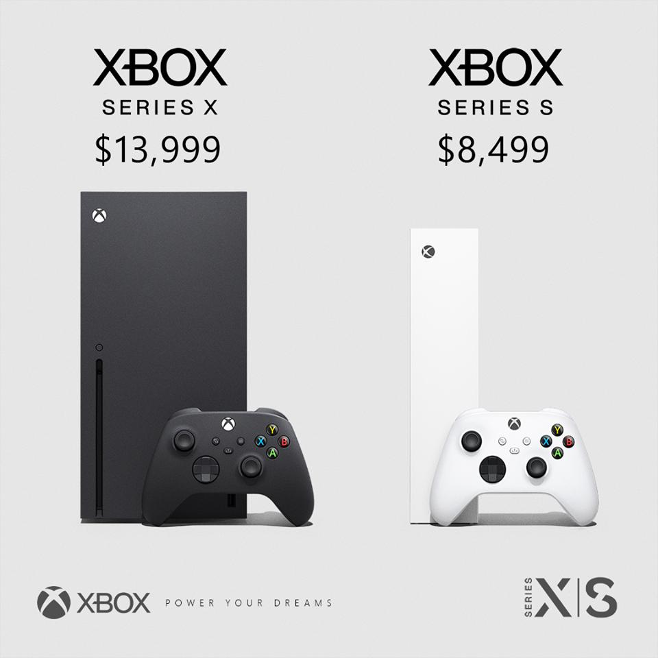 Xbox Series S: la versión económica y totalmente digital de la Series X