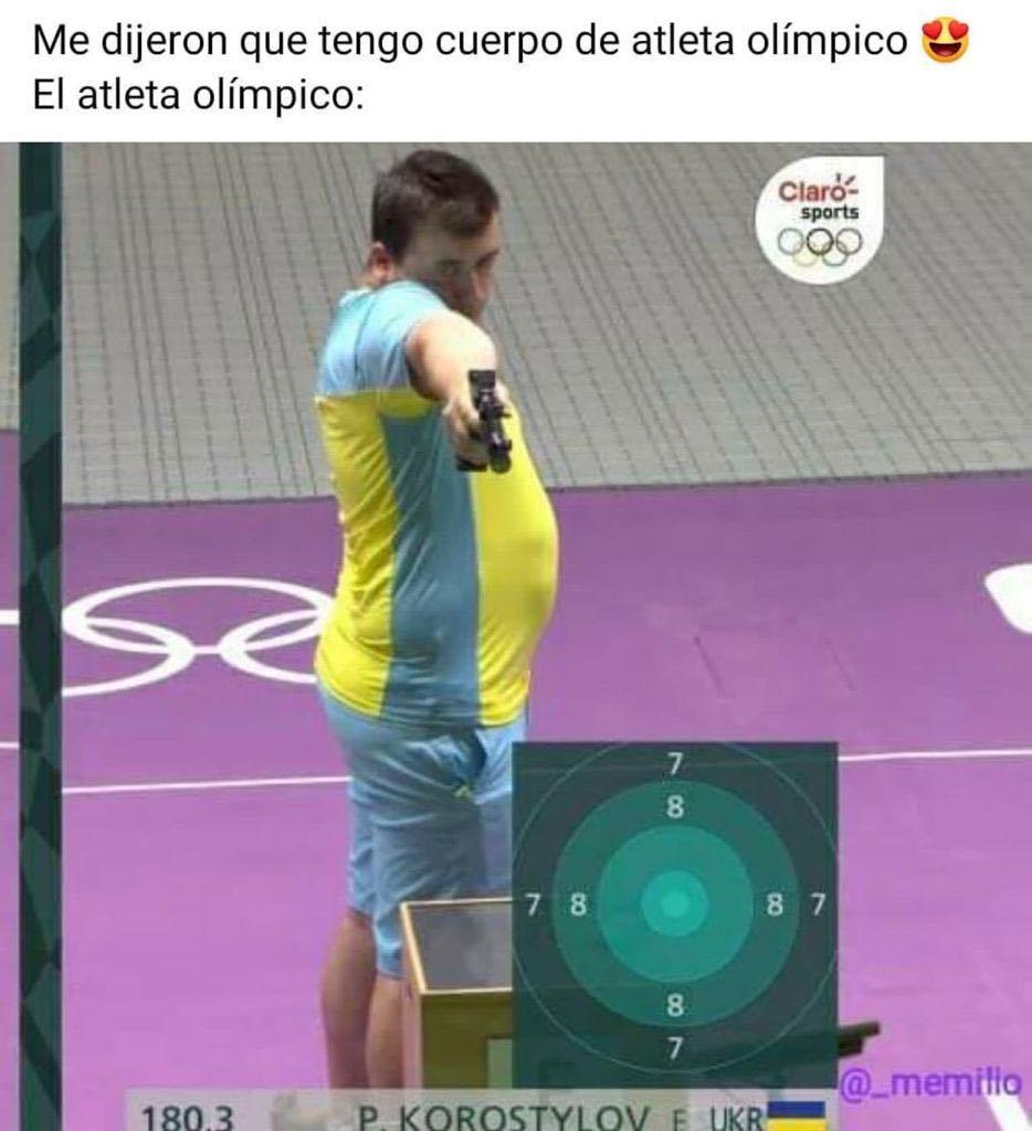 Memes de los Juegos Olímpicos