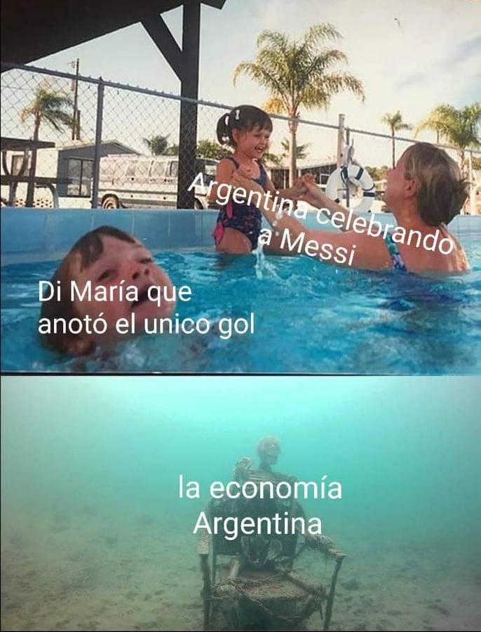 Memes final de Copa América