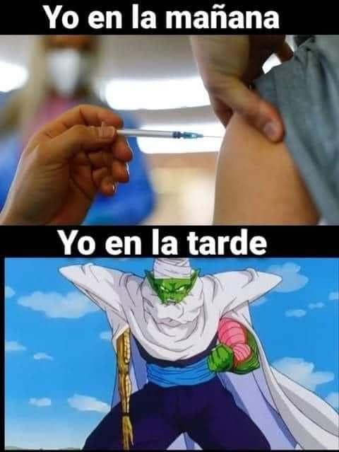 Memes de la Vacuna