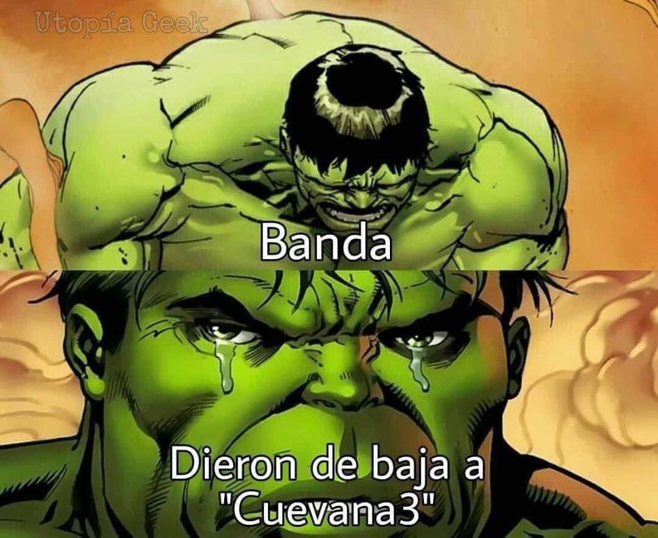 Memes de Cuevana