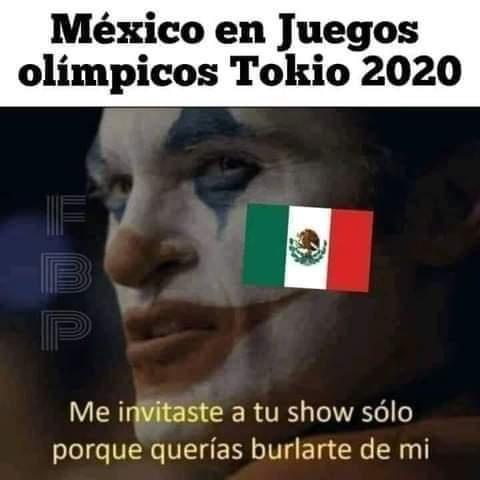 Memes de Juegos Olímpicos