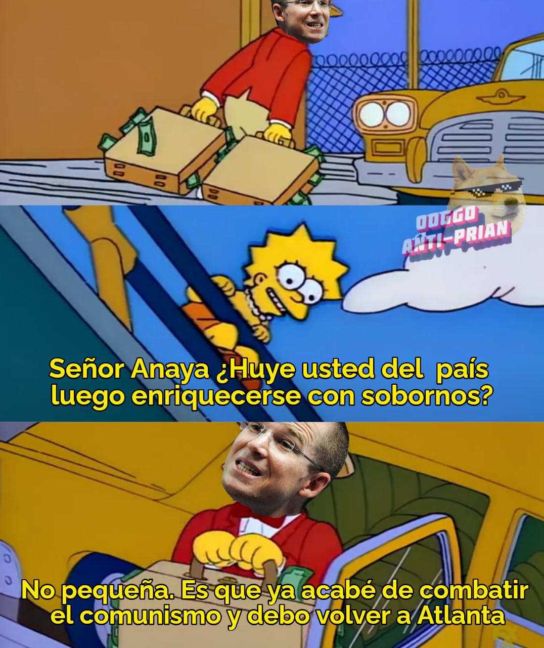 Memes de Ricardo Anaya