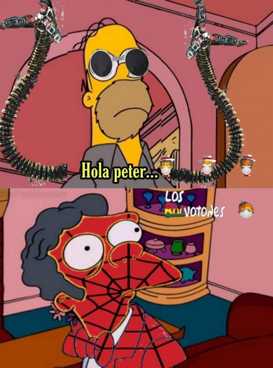 Hola, Peter