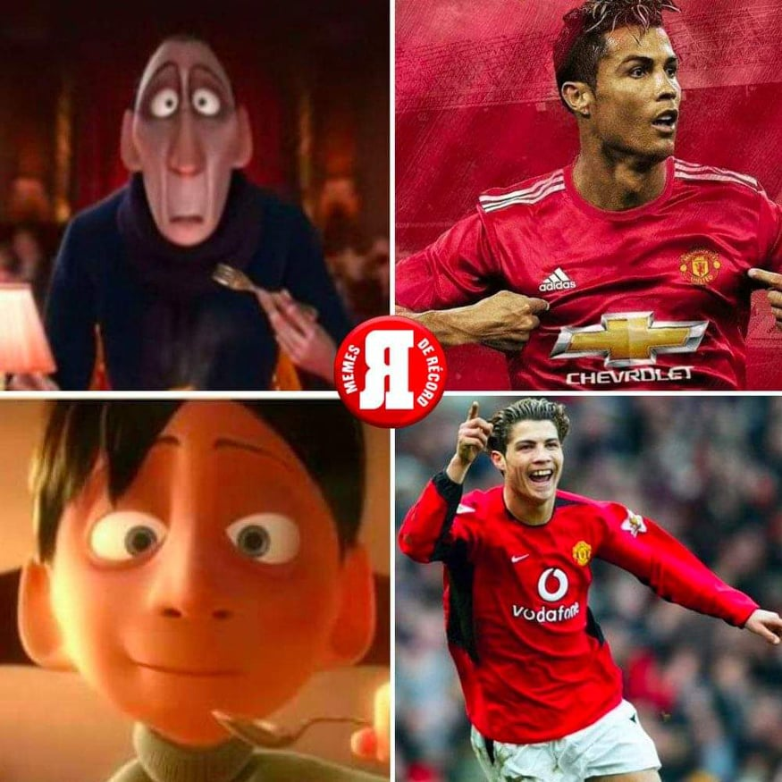 Cristiano Ronaldo regresa al Manchester United