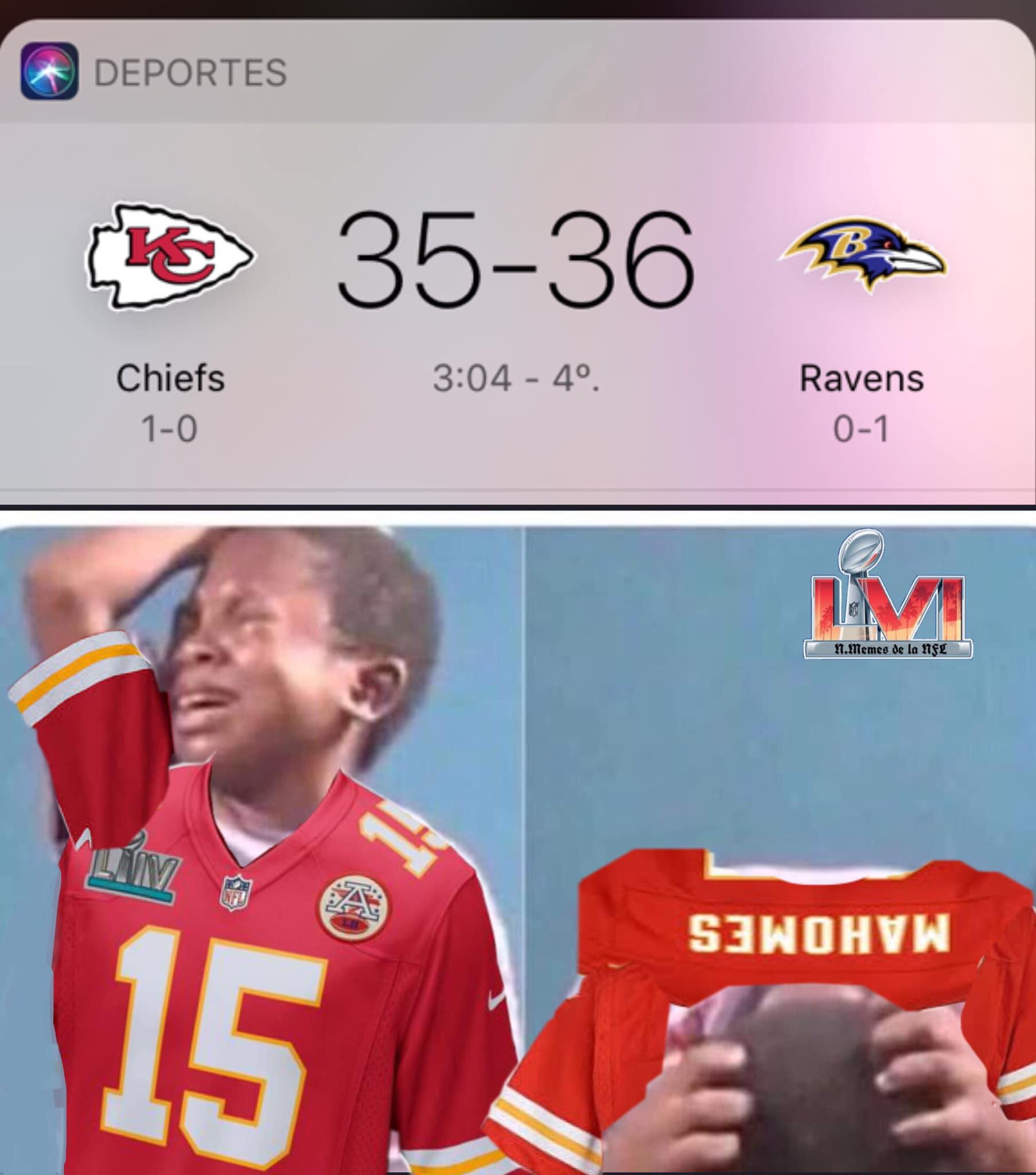 Memes de la NFL, Semana 2