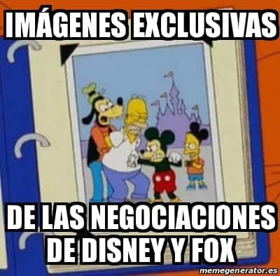 Disney compra a Fox