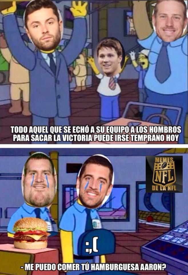 Memes de NFL