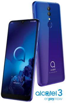 Alcatel presenta su Serie 3 en el MWC 2019