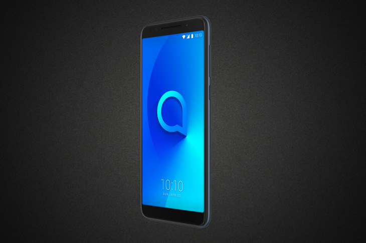 Alcatel 3 Spectrum Blue