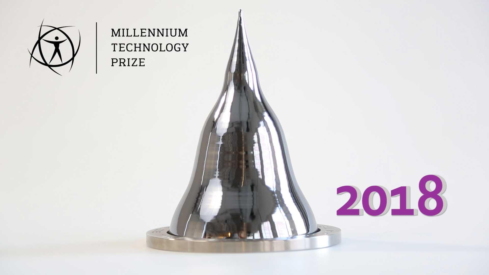 Premio Millennium de Tecnología 2018