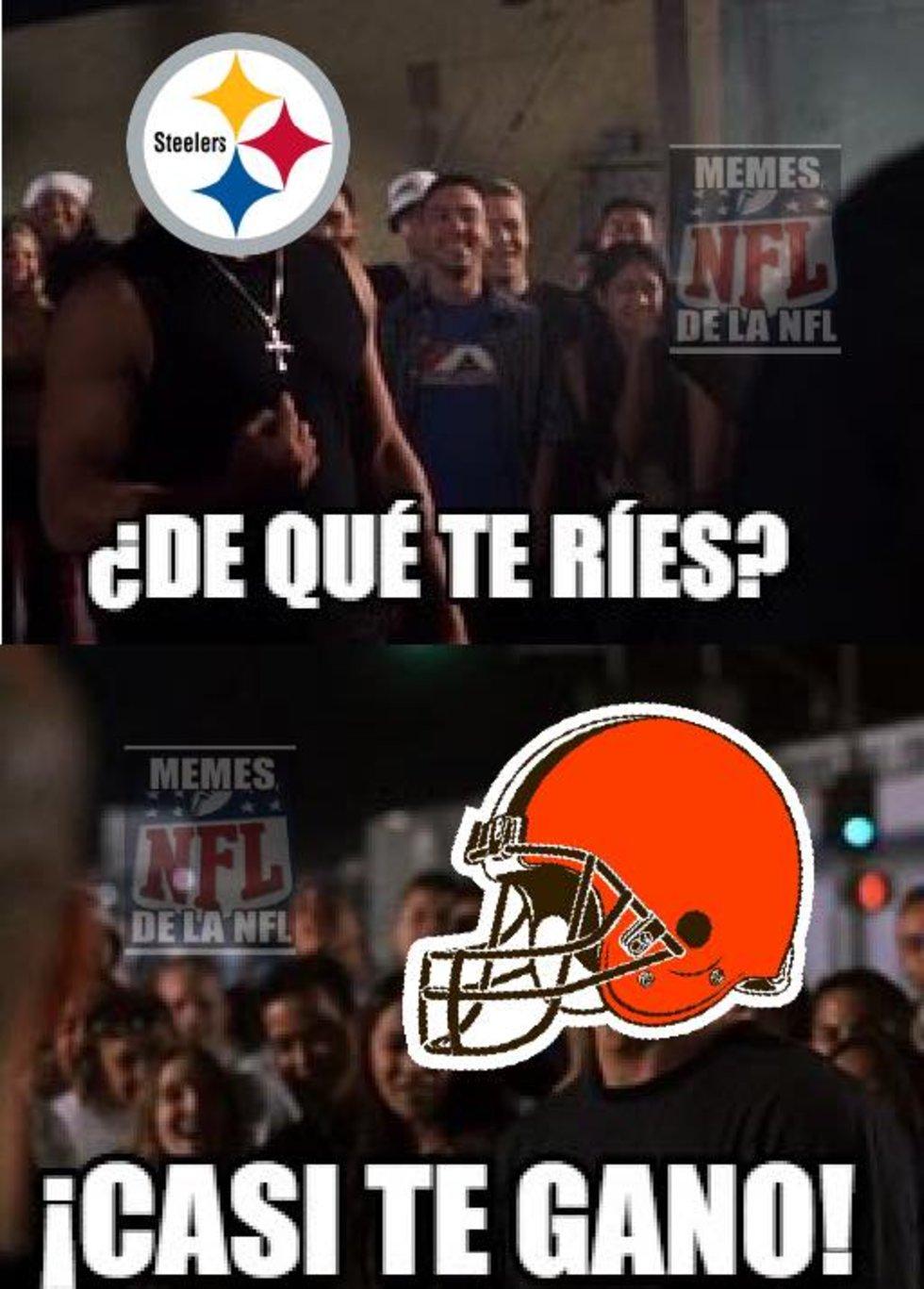 Memes del regreso de la NFL