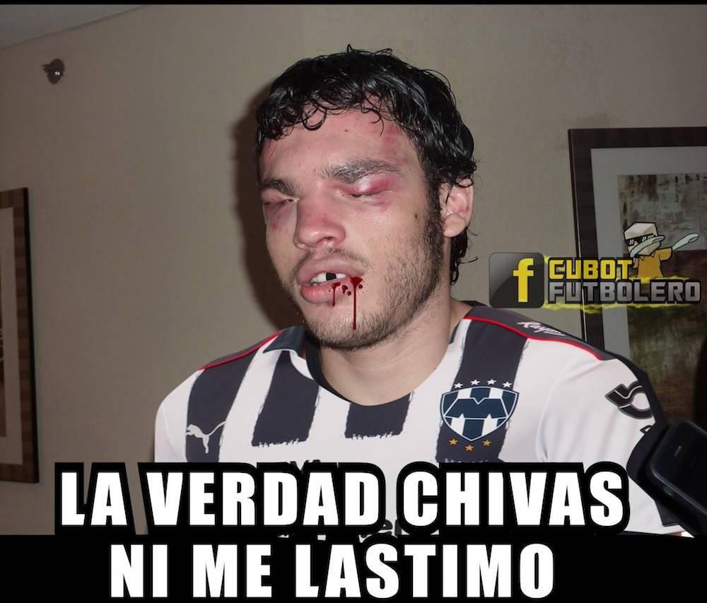 Memes de la Liga MX y la jornada 9