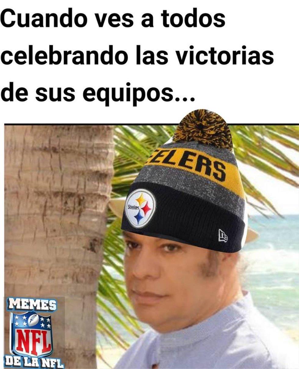 Memes de la semana 2 de la NFL