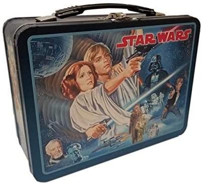 Star Wars Lonchera clásica de latón