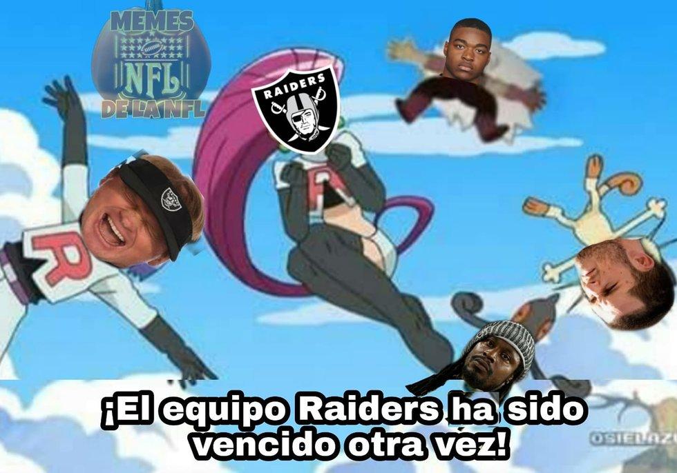 Memes de la Semana 5 de la NFL