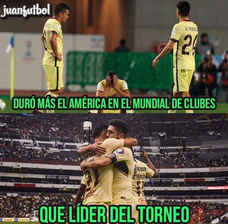 Memes de la jornada 15 de la Liga MX