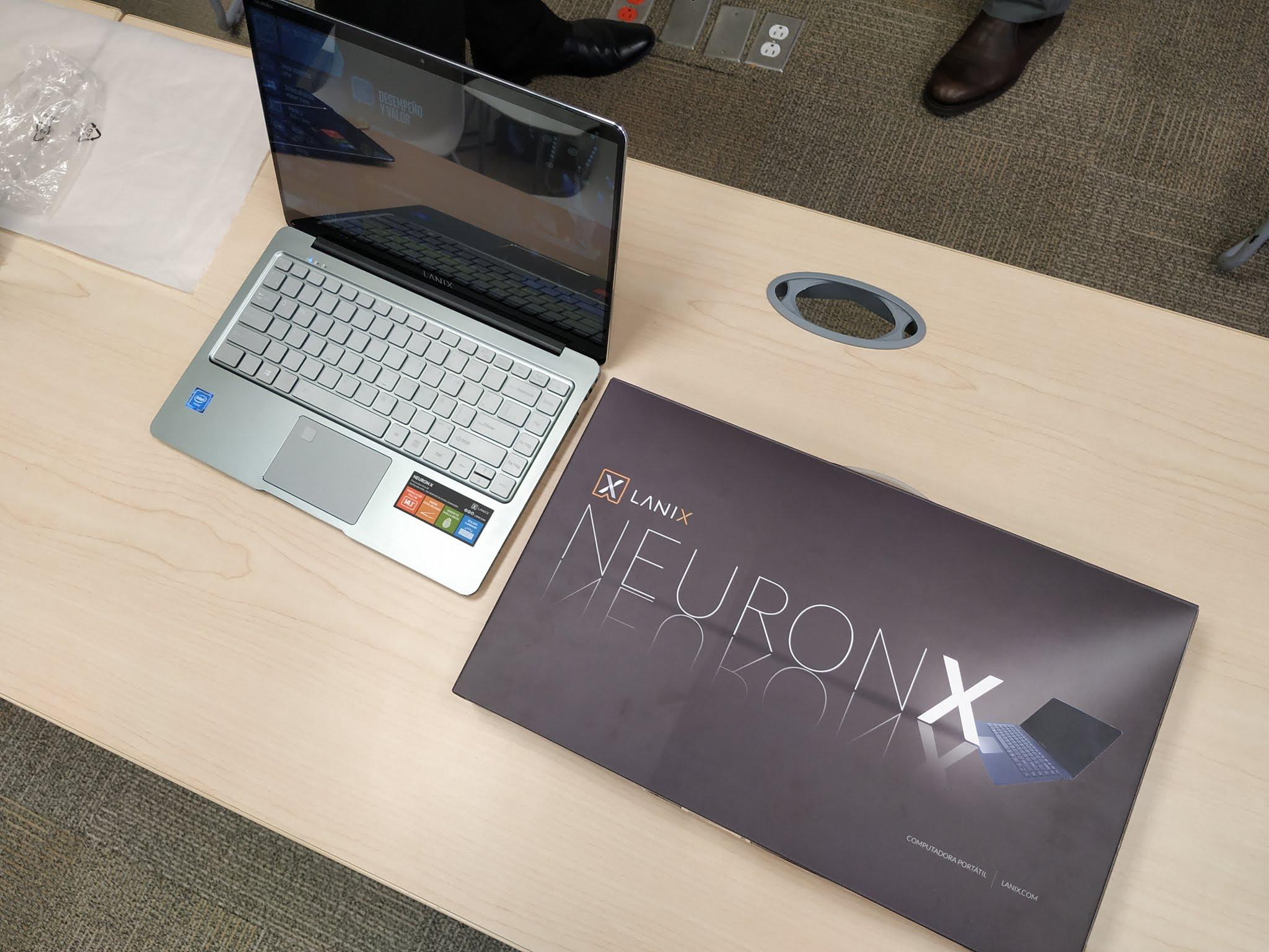 Lanix Neuron X