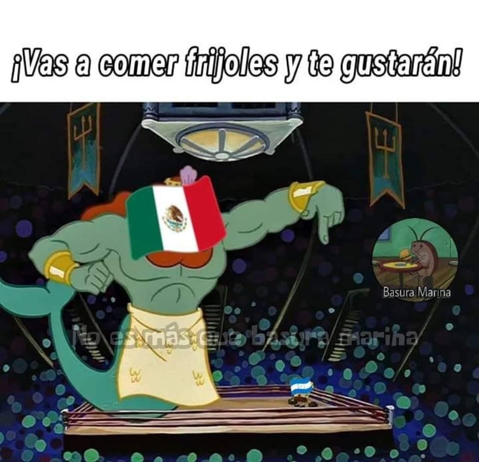 Memes de Hondureños en México