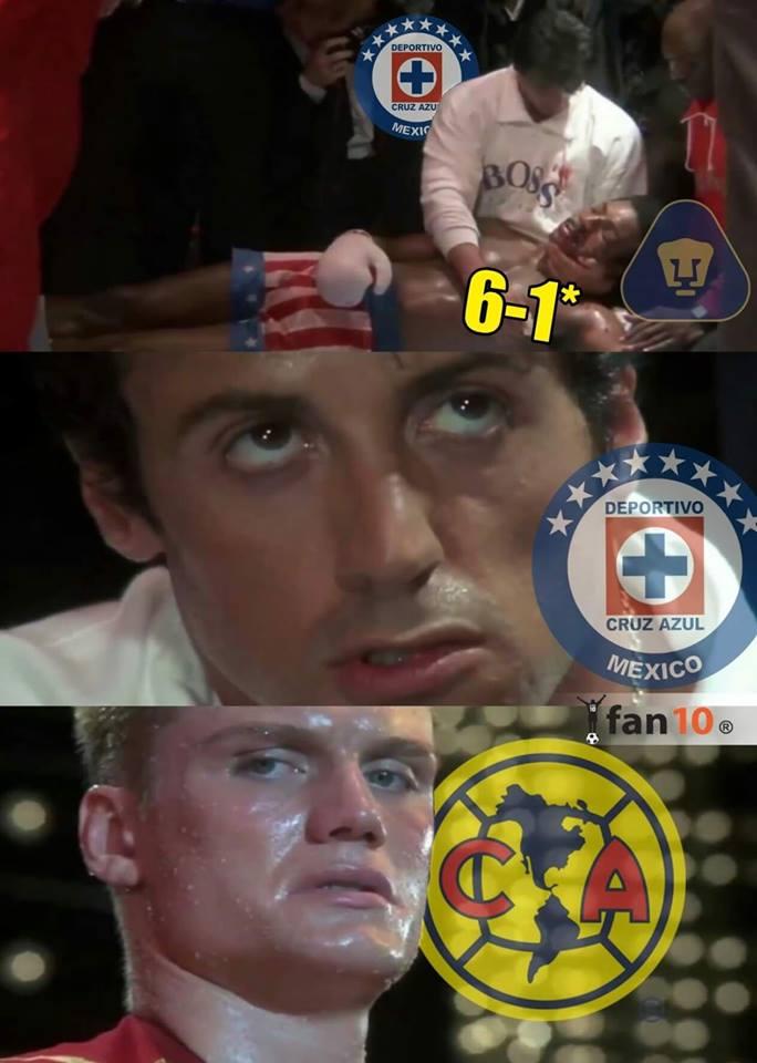 Memes de las Semifinales de la Liga MX