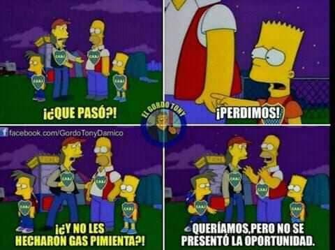 Memes de la final de Copa Libertadores