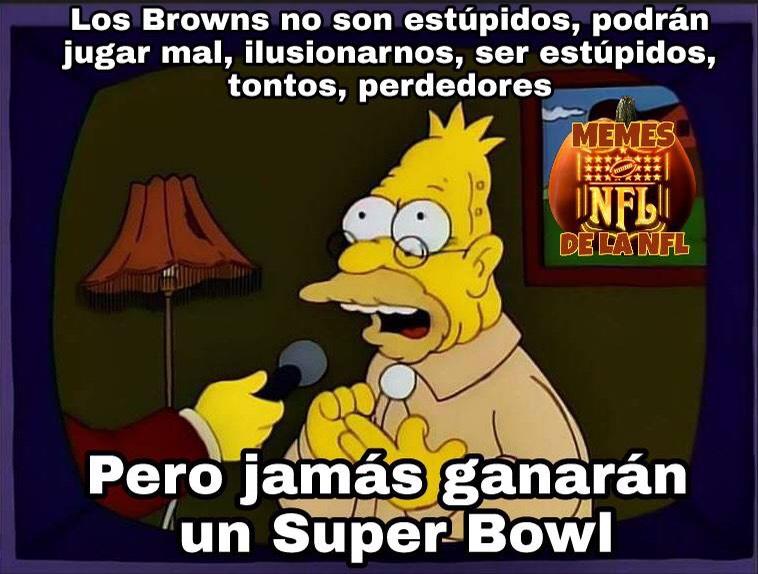 Memes de la semana 8 de la NFL