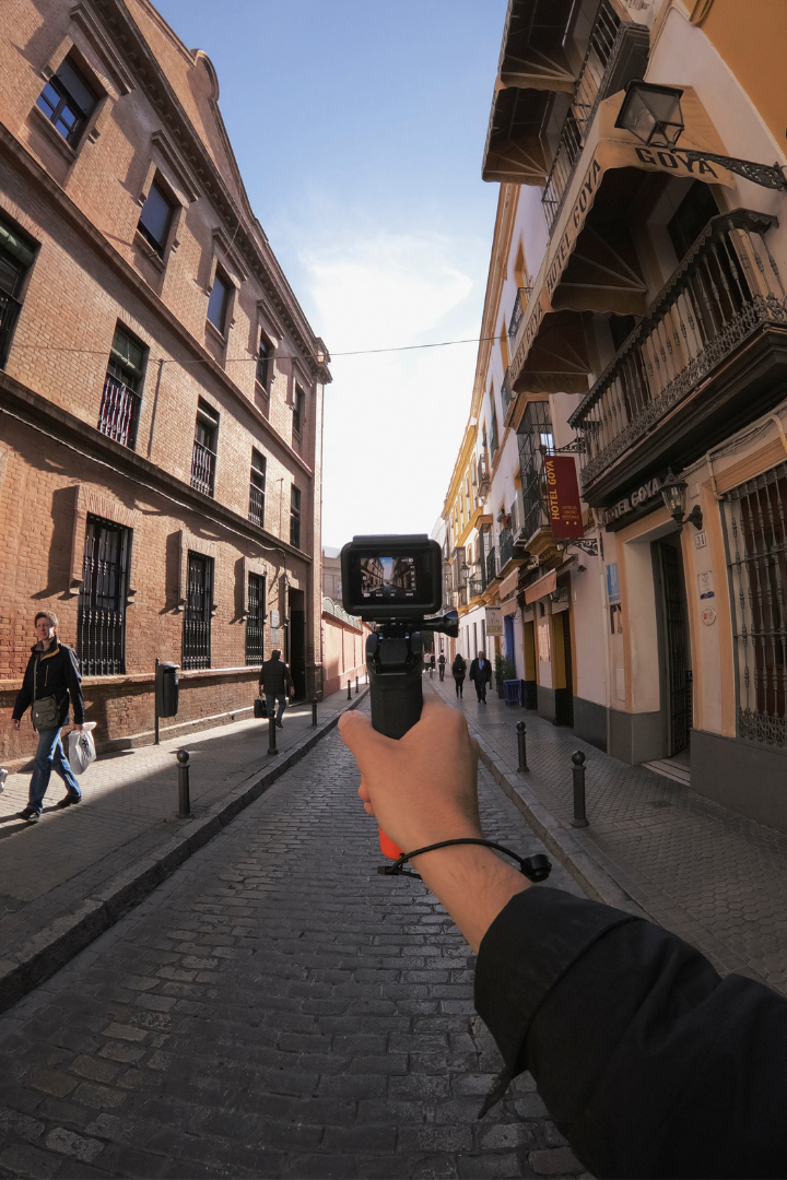 Tips para hacer streaming con tu cámara GoPro HERO8 Black