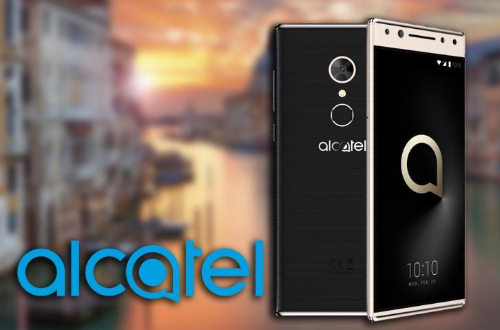 Alcatel Serie 5