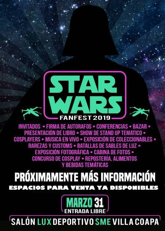 Fan Fest Star Wars 2019