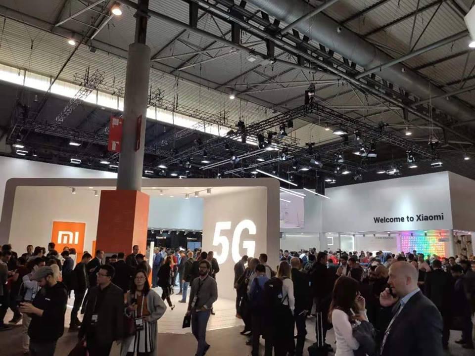 Xiaomi en el MWC 2019
