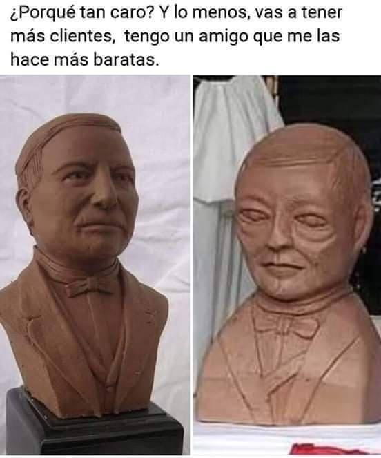 Estatua de Benito Juárez