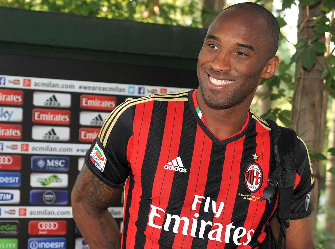 Kobe Bryant Milán
