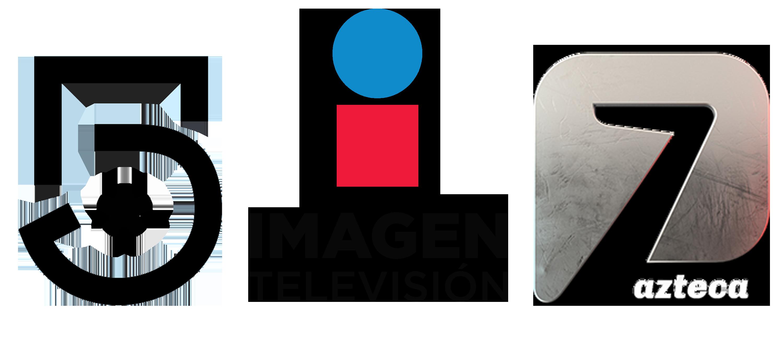 Canal 5   Imagen TV   Azteca 7
