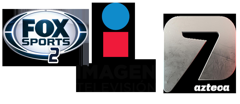 Fox Sports 2   Imagen TV   Azteca 7